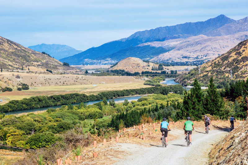 Queenstown Trail Twin Rivers Ride credit Better By Bike